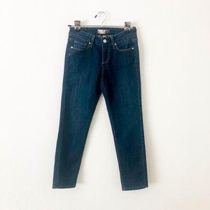 Paige Roxie Capri Skinny Jeans 25